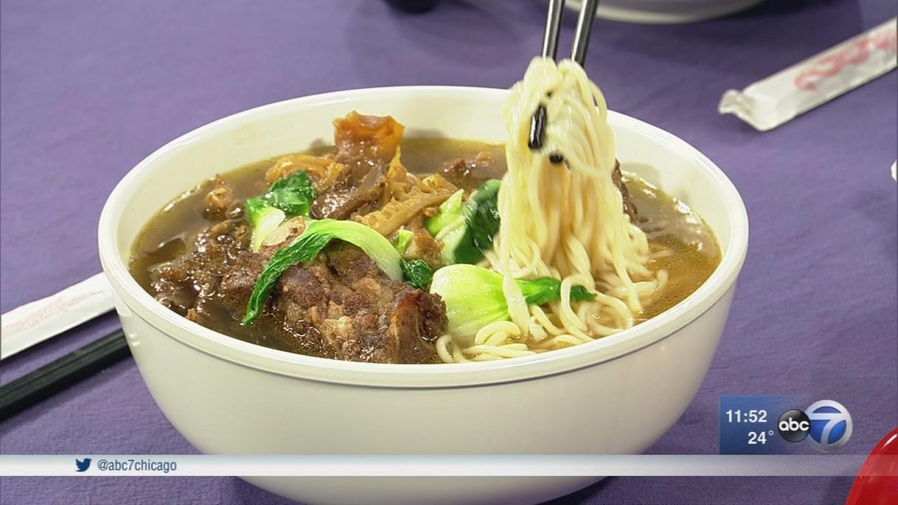 Handmade noodles shine at Chinatowns Slurp Slurp
