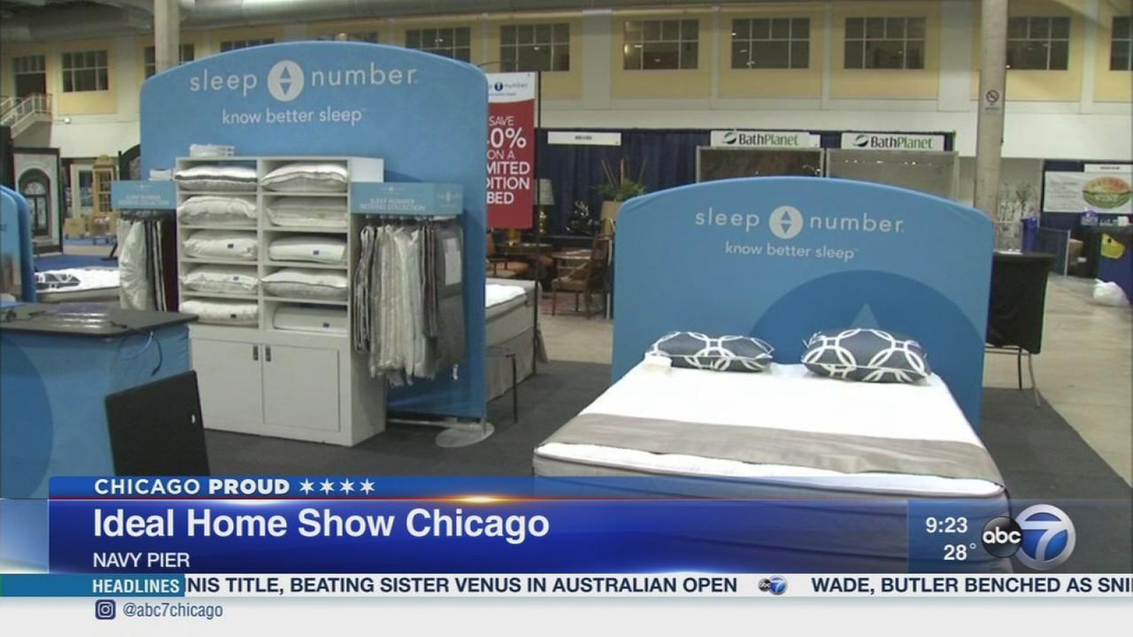 Find new tech at the Ideal Home Show Chicago