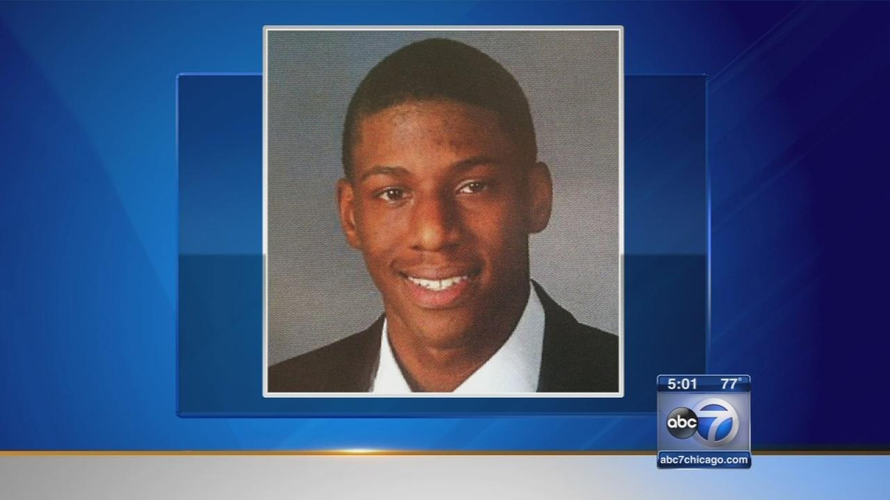 Marcel Pearson, 17, shot 2 days before college orientation