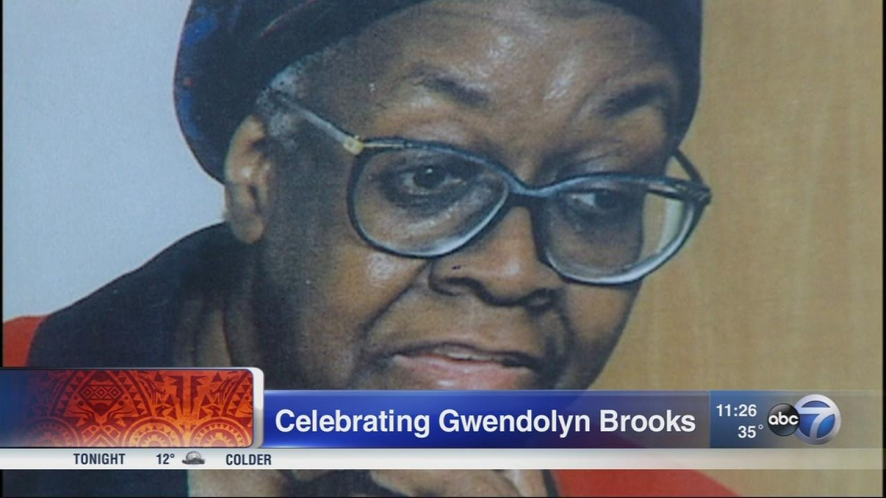 Gwendolyn Brooks Centennial celebration kicks off in Chicago