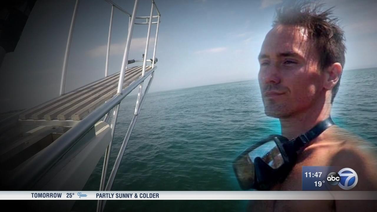 Shark filmmaker goes missing during dive off Florida Keys