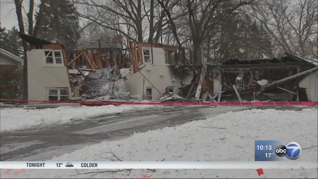 Dangerous gas leaks causing explosions in Chicago suburbs