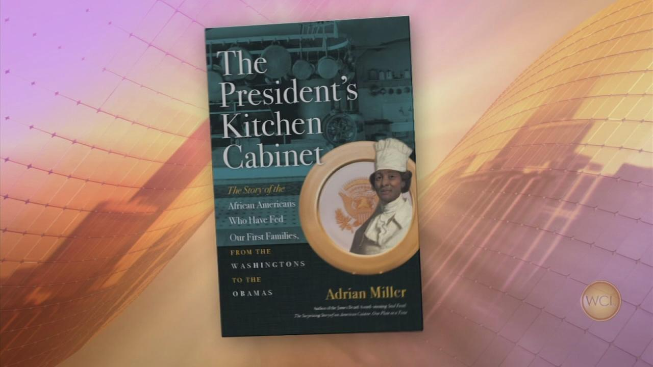 Author Adrian Miller stops by to talk about new cook