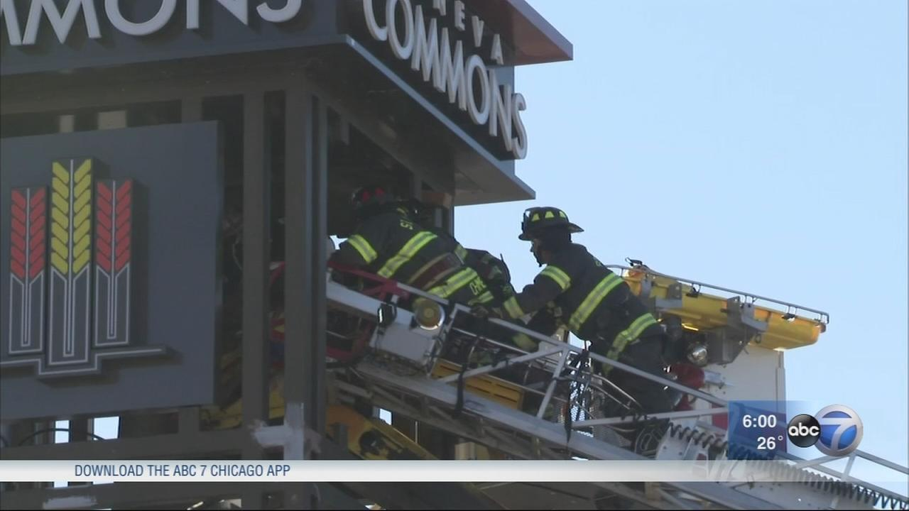 Worker killed in Geneva Commons tower accident