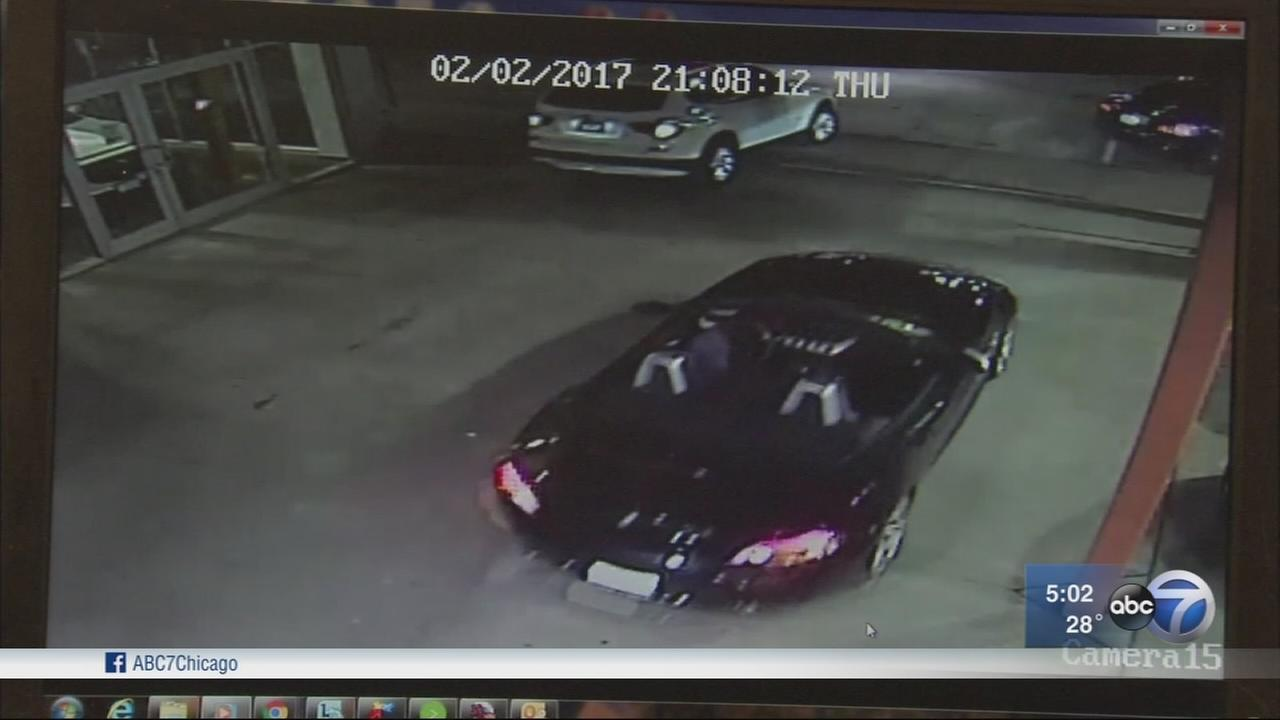 Luxury cars stolen from Evanston dealership