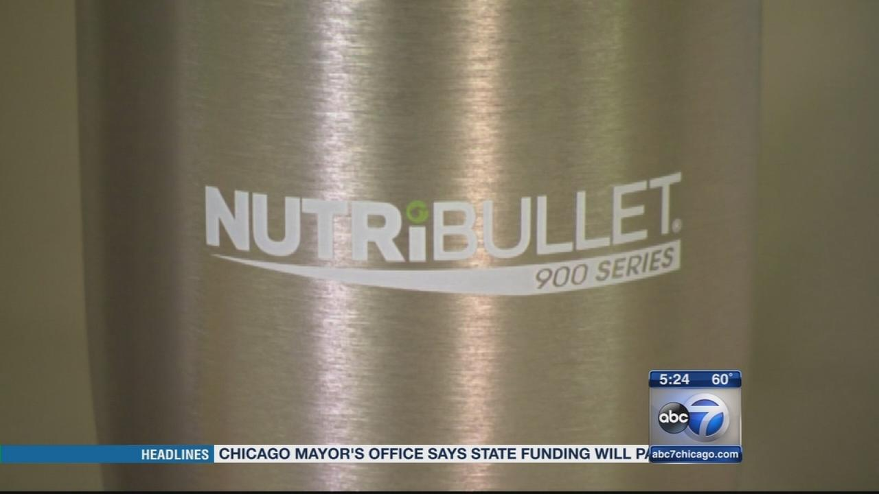 Consumer Reports Nutribullet safety risk