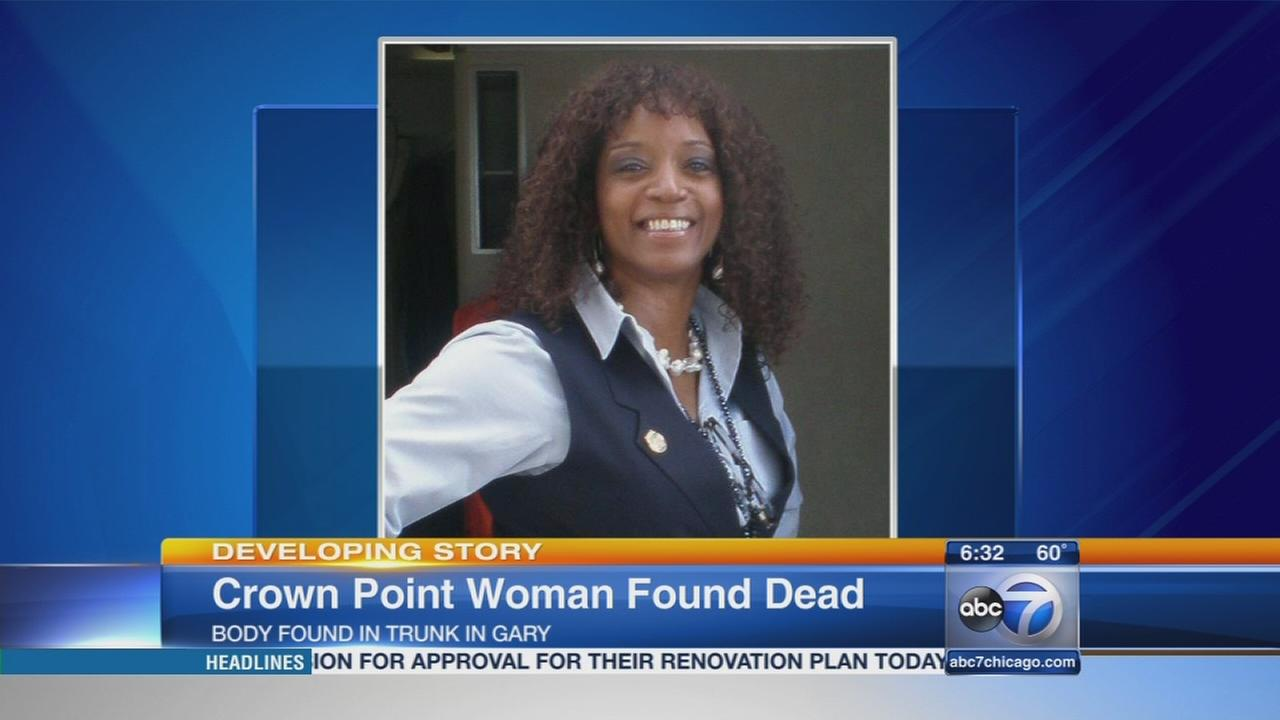 Crown Point mother found dead in trunk