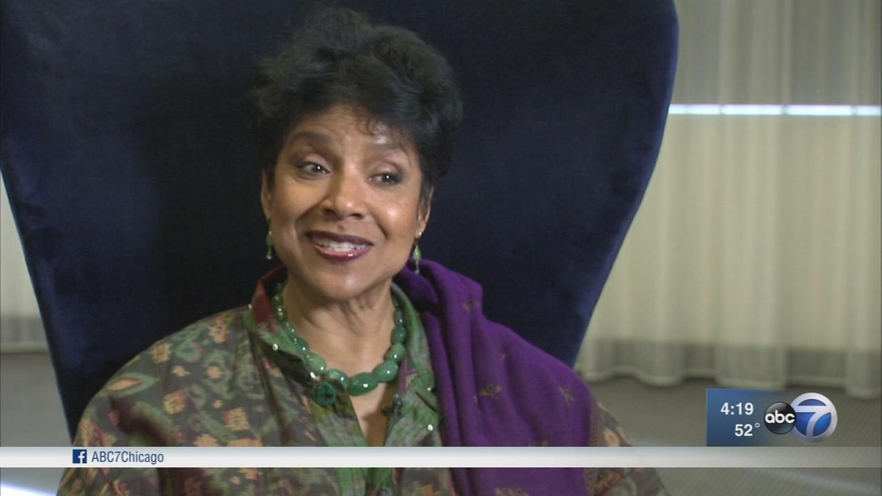 Actress Phylicia Rashad honored at Steppenwolf Theatre