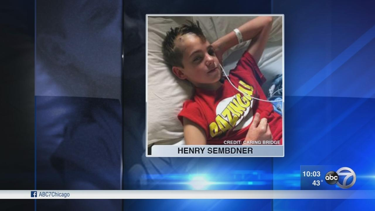 South Elgin boy, 12, awake after alleged beating