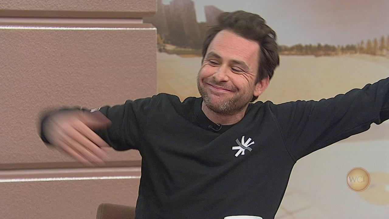 Actor Charlie Day talks about new movie