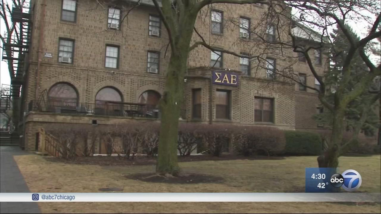 Northwestern investigates reports of drugging, sex assault at 2 fraternities