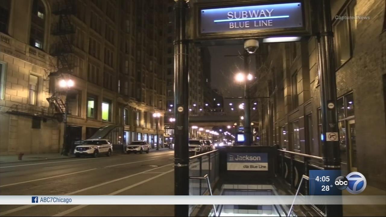 CTA rider attacked at Blue Line station