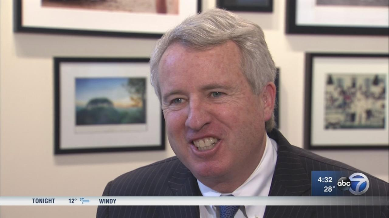 Chris Kennedy to run for Illinois governor