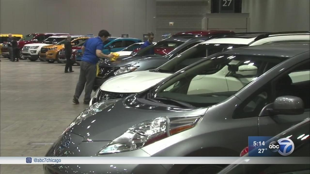 Chicago Auto Show opens Saturday