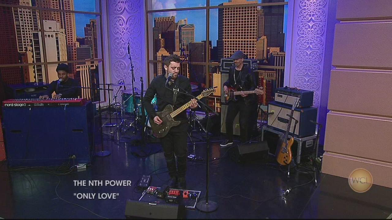 The Nth Power performs on WCL