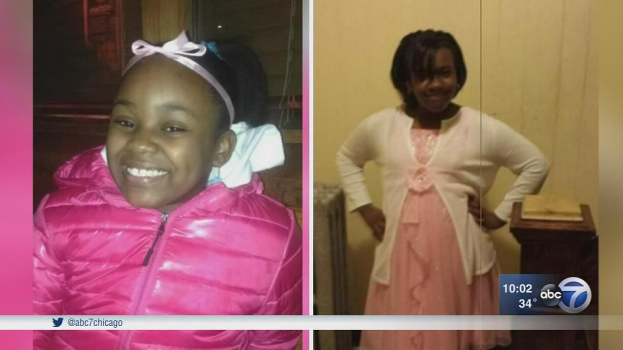 2 girls, ages 11 and 12, shot in separate shootings