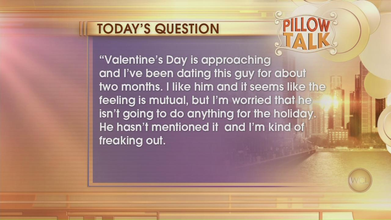 Pillow Talk: Girl in limbo for V-Day
