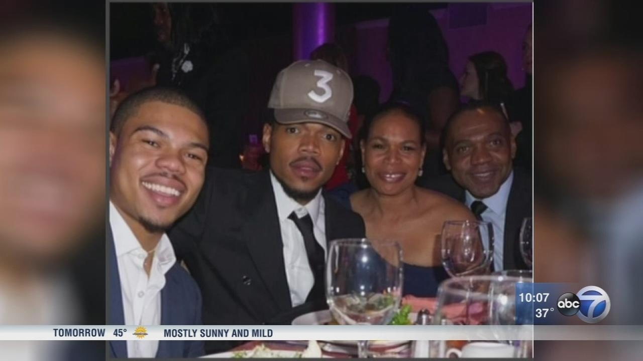 Chance the Rappers 3 Grammy wins cheered in Chicago