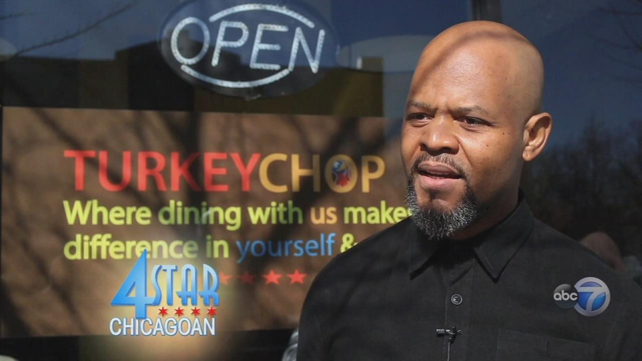 4-Star Chicagoan: Quentin Love of TurkeyChop Gourmet Grill