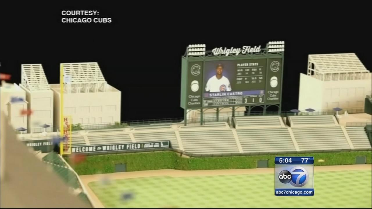 Wrigley Field renovation project approved
