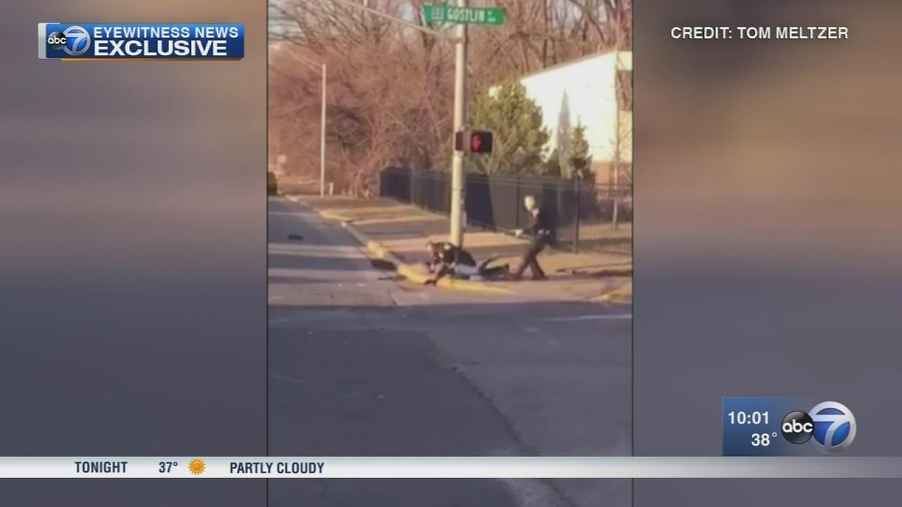 Cell phone video captures aftermath of deadly Hammond crash after police chase
