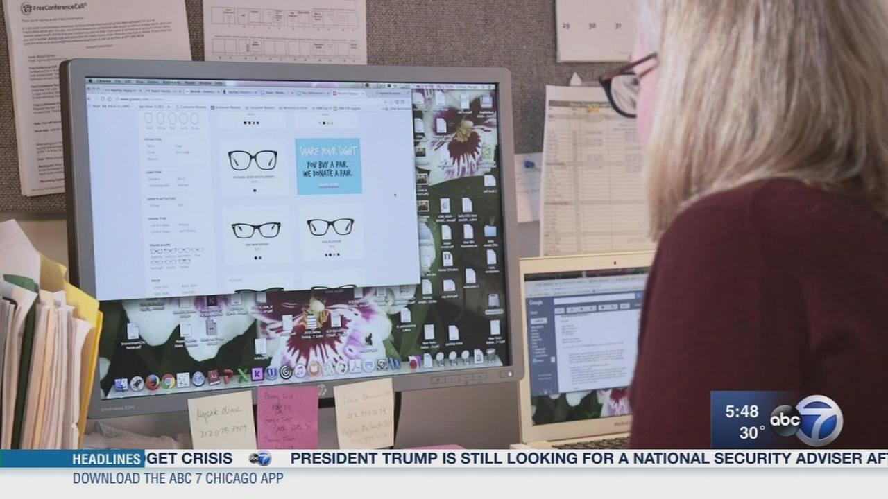 Consumer Reports: Guide to buying glasses online