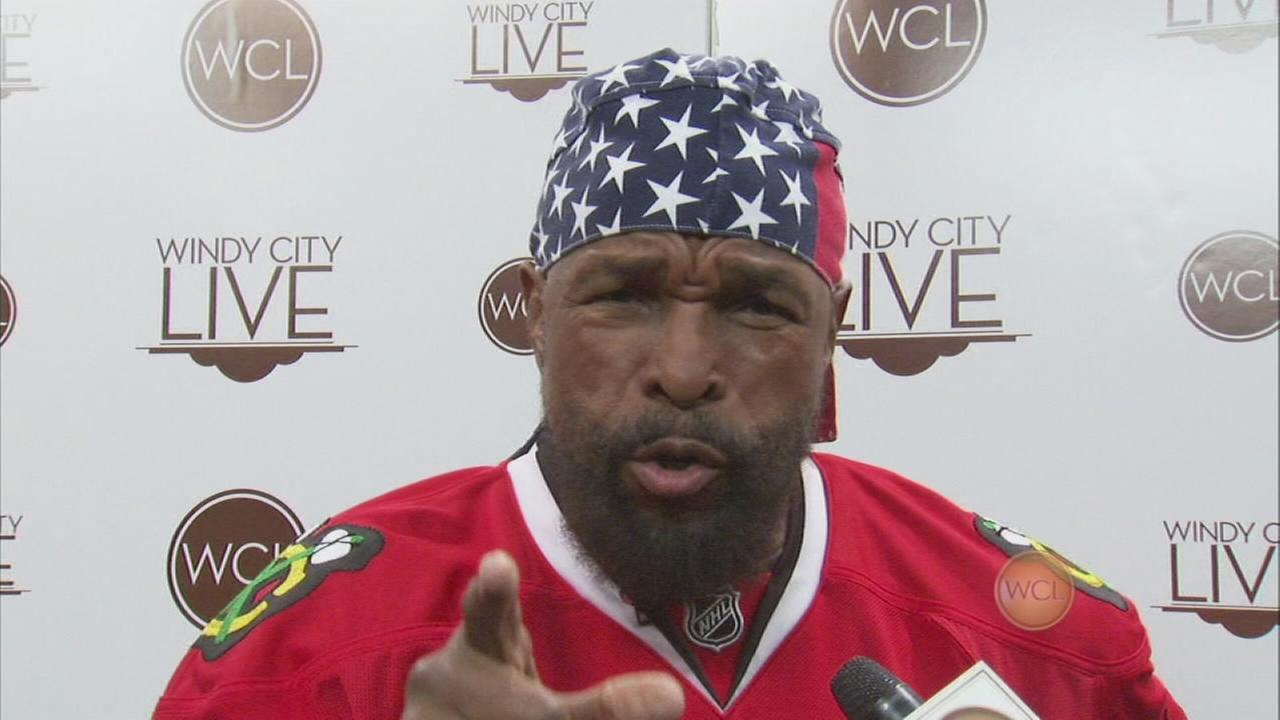 2 Minute Warning: Mr. T