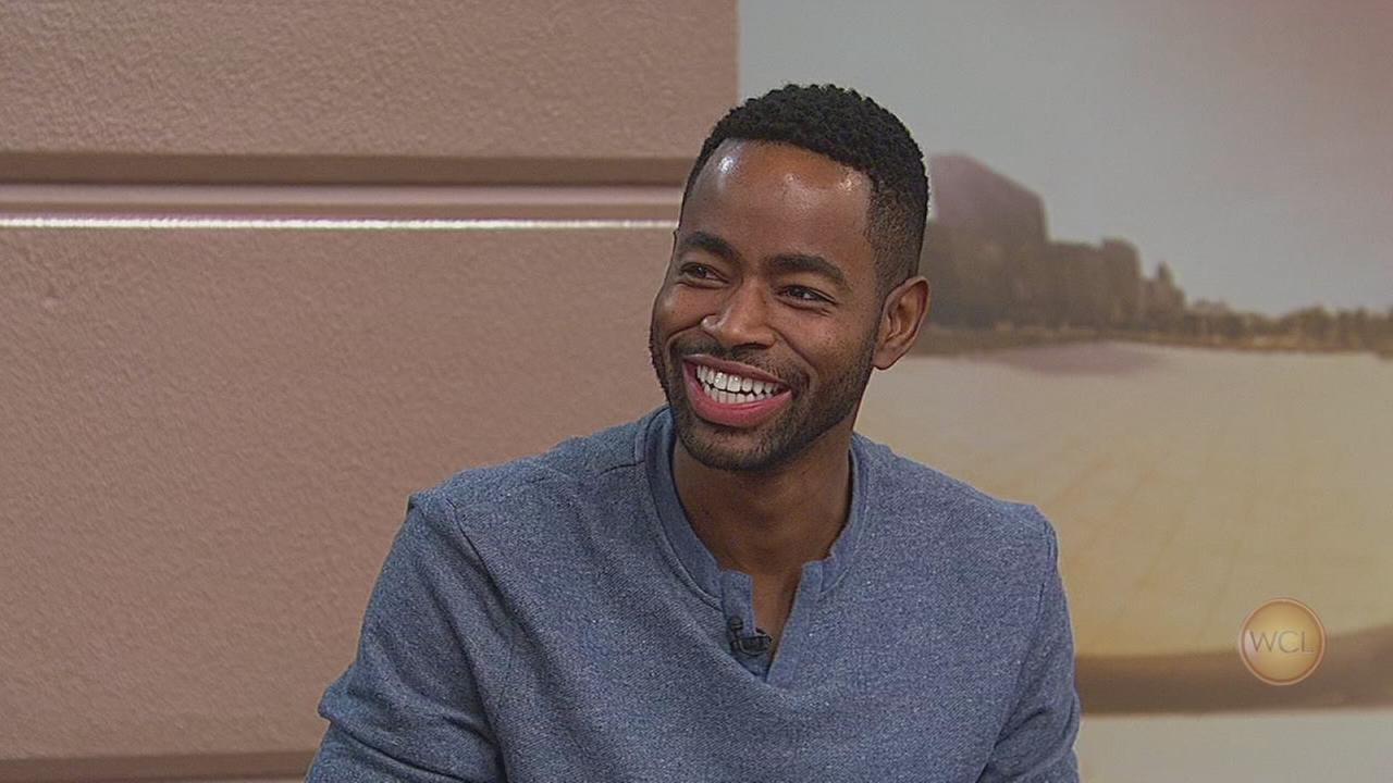 Actor Jay Ellis stops by WCL