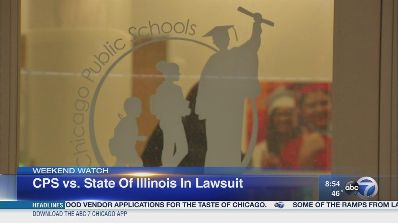 Weekend Watch: CPS sues state over fundin