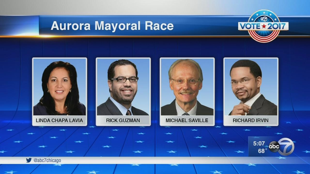 Race for Aurora mayor heats up