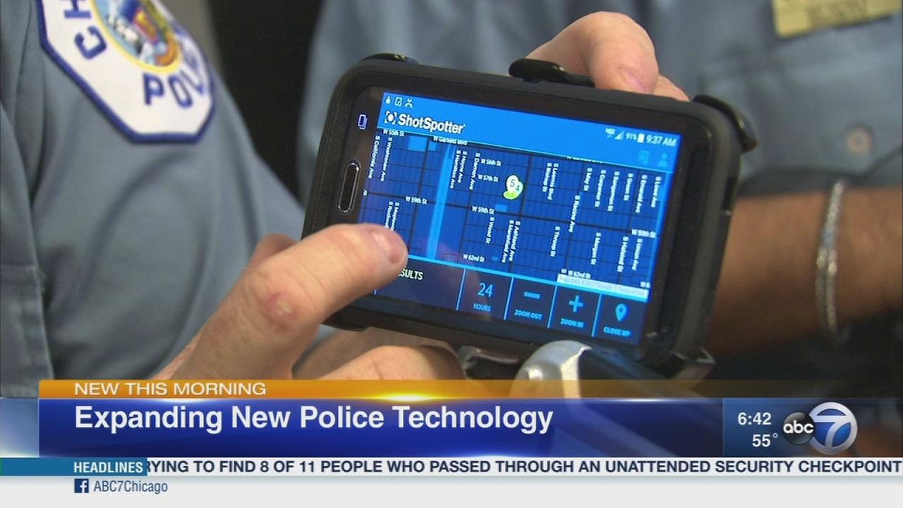 CPD expanding use of tech tools to fight crime