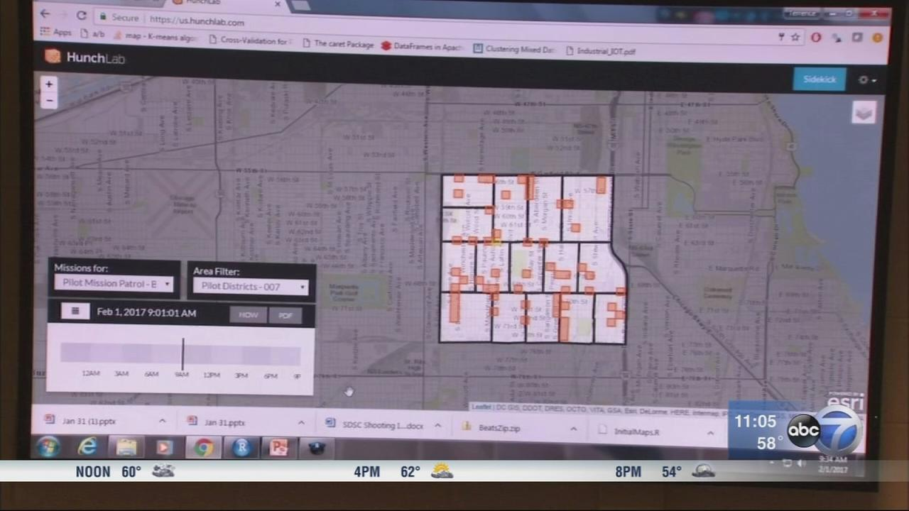 CPD expanding use of new technology to fight crime