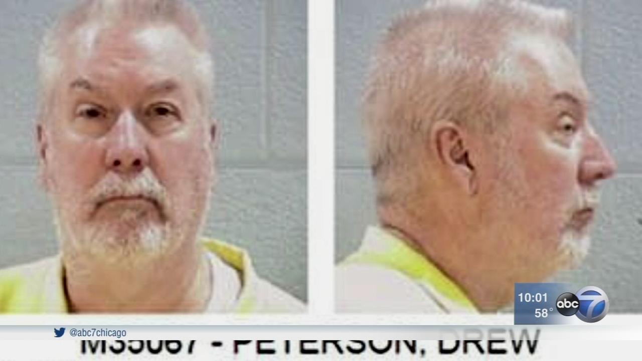 Drew Peterson in federal custody at Terre Haute, Ind., prison