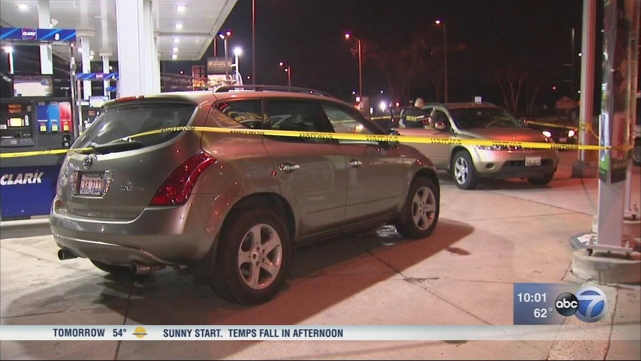 Identical vehicles shot in apparent case of mistaken identity