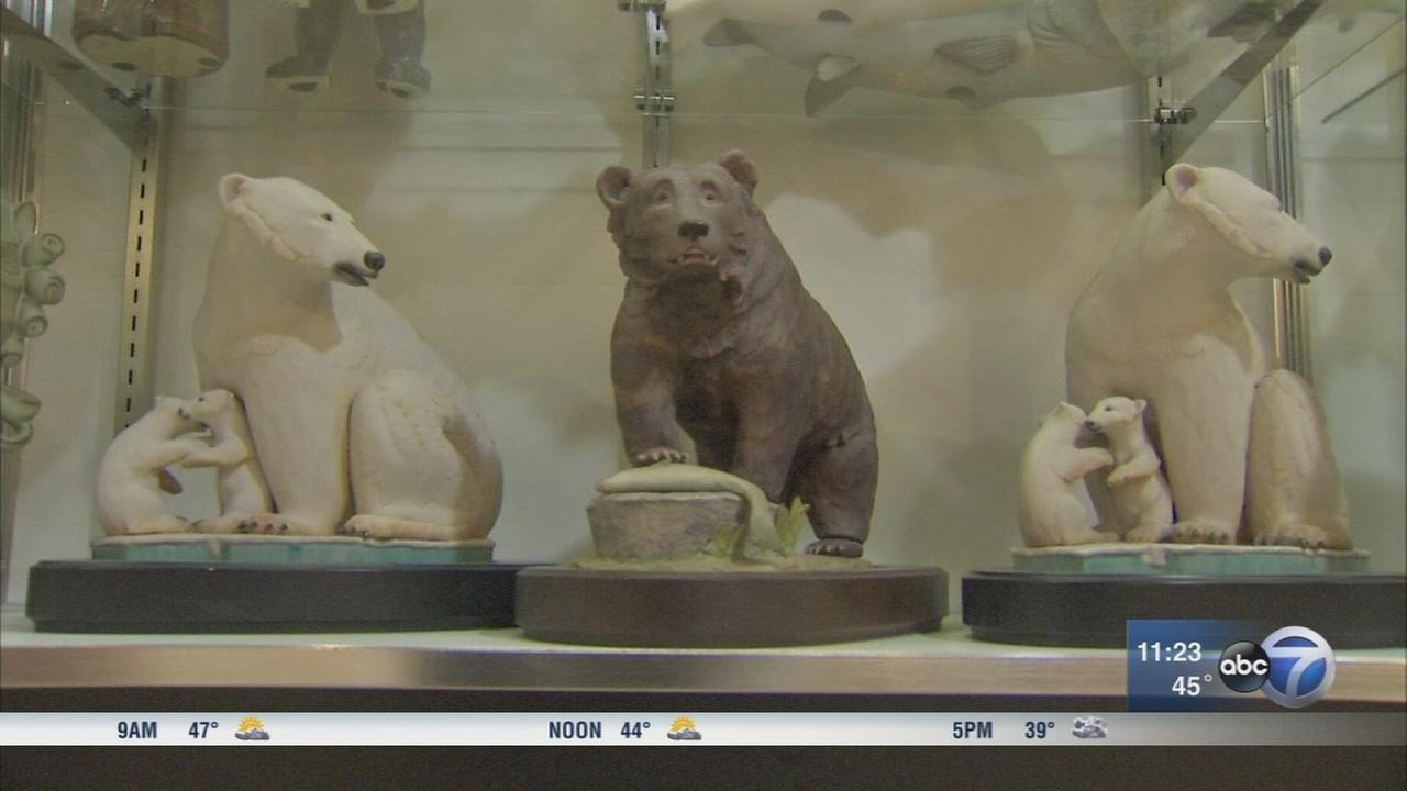 Last Haeger Pottery items to be auctioned