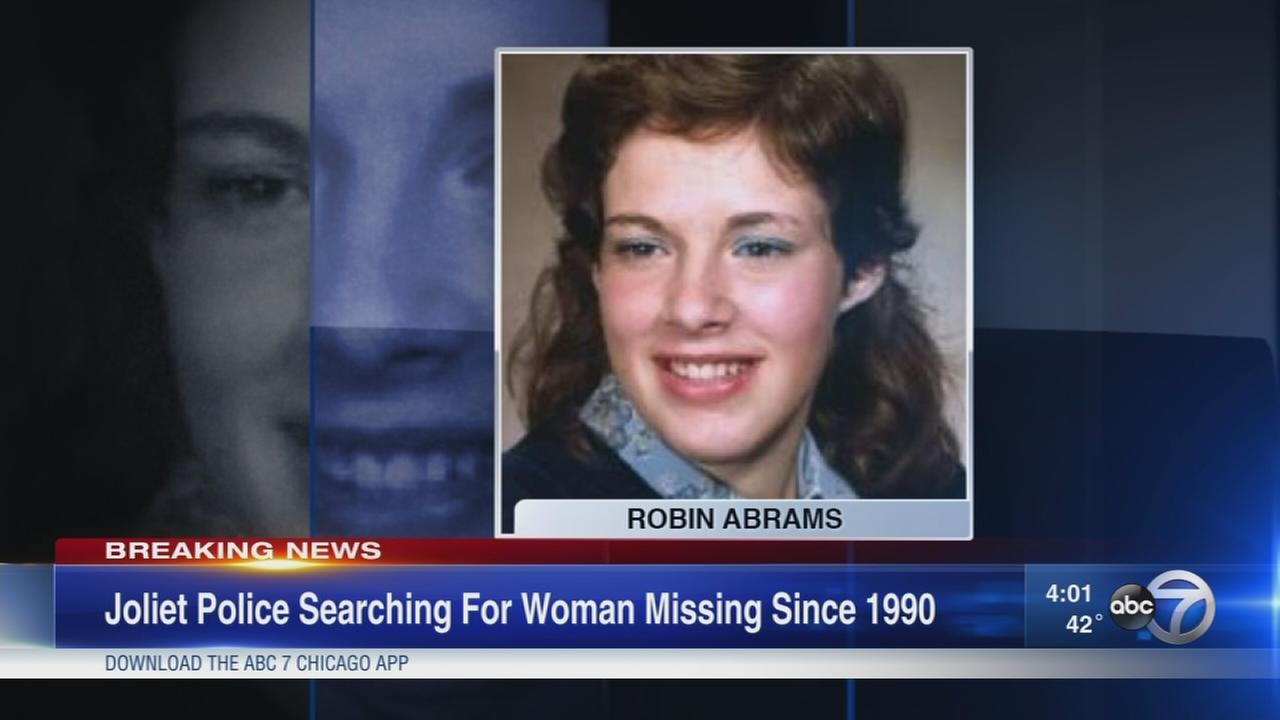 Police digging at Joliet home for woman missing since 1990