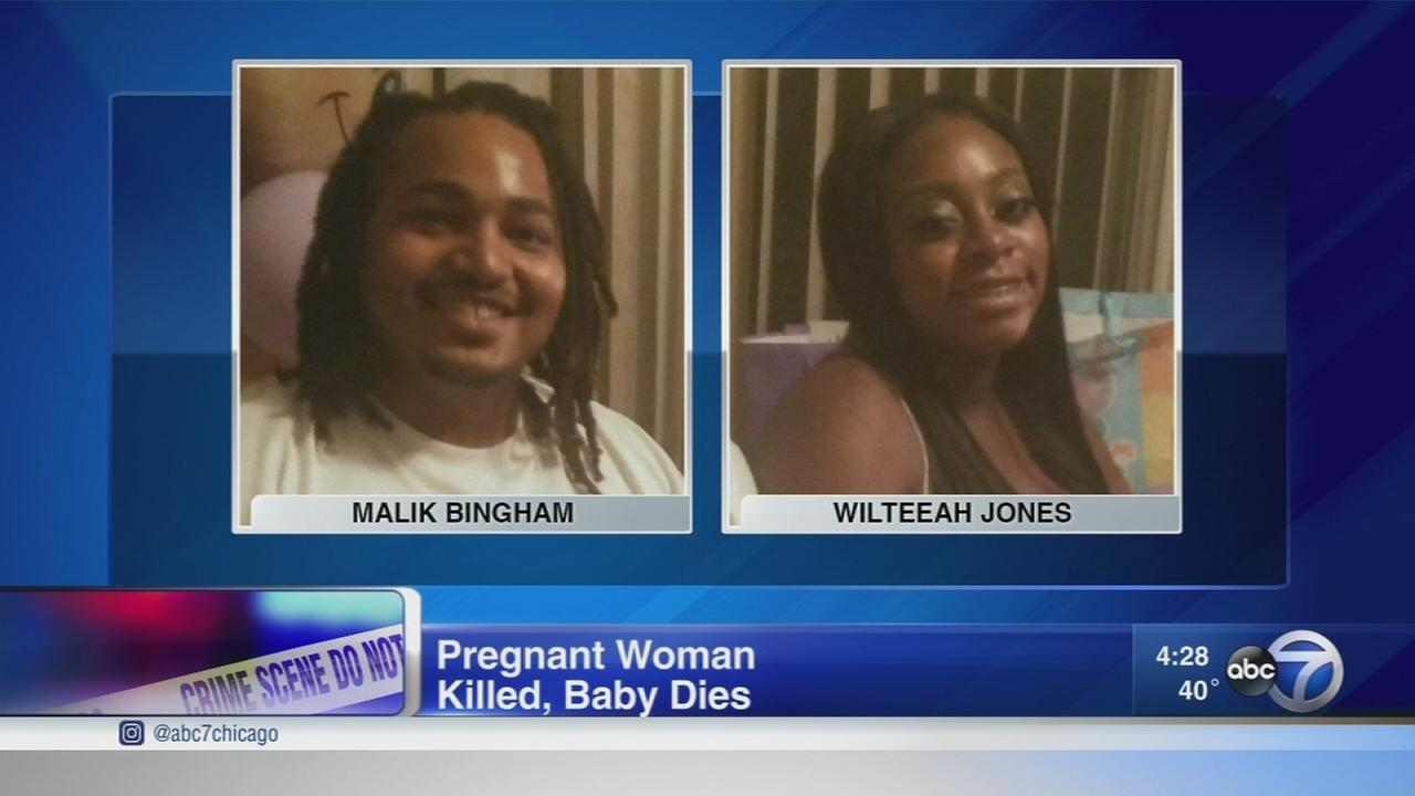 Baby killed, pregnant woman, 20-year-old man fatally shot IDd