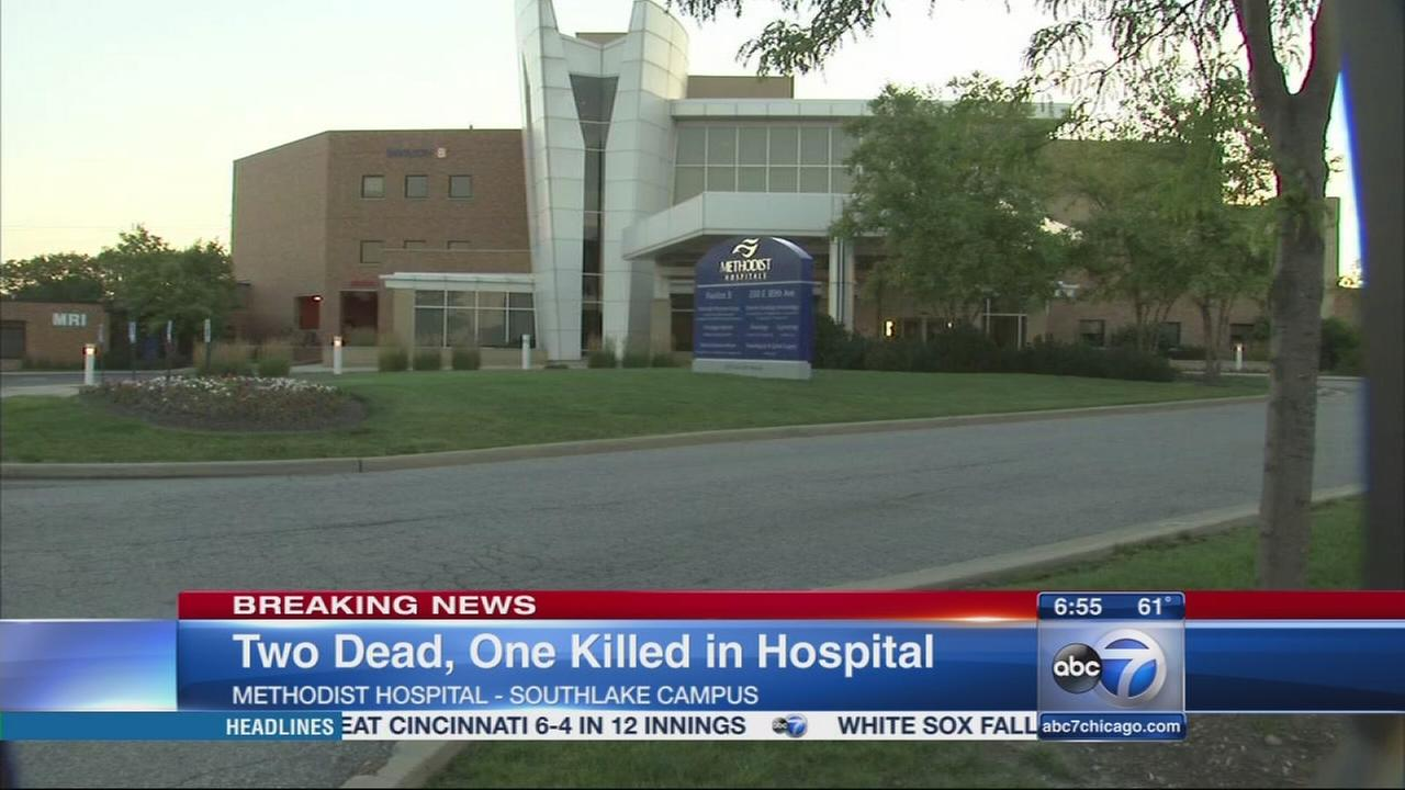 Cops: Couples murders investigated during hospital lockdown