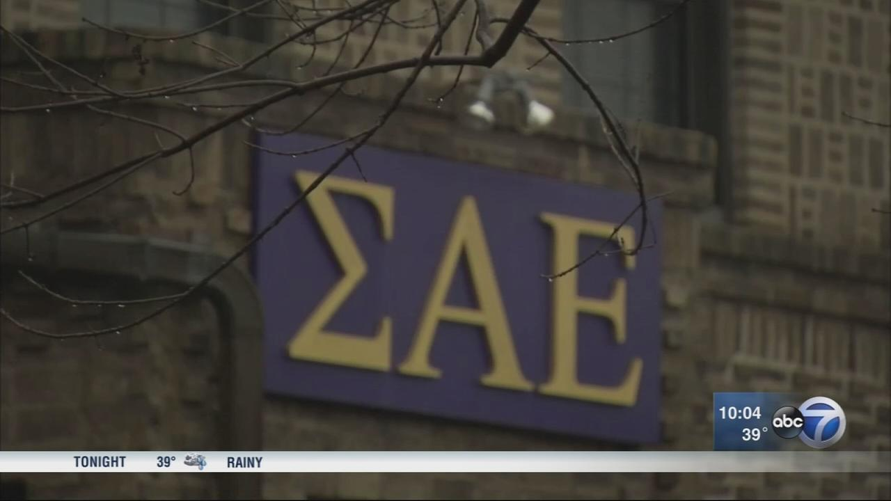 Loyola University suspends fraternity after allegations of hazing