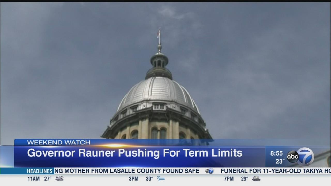 Weekend Watch: Term limits