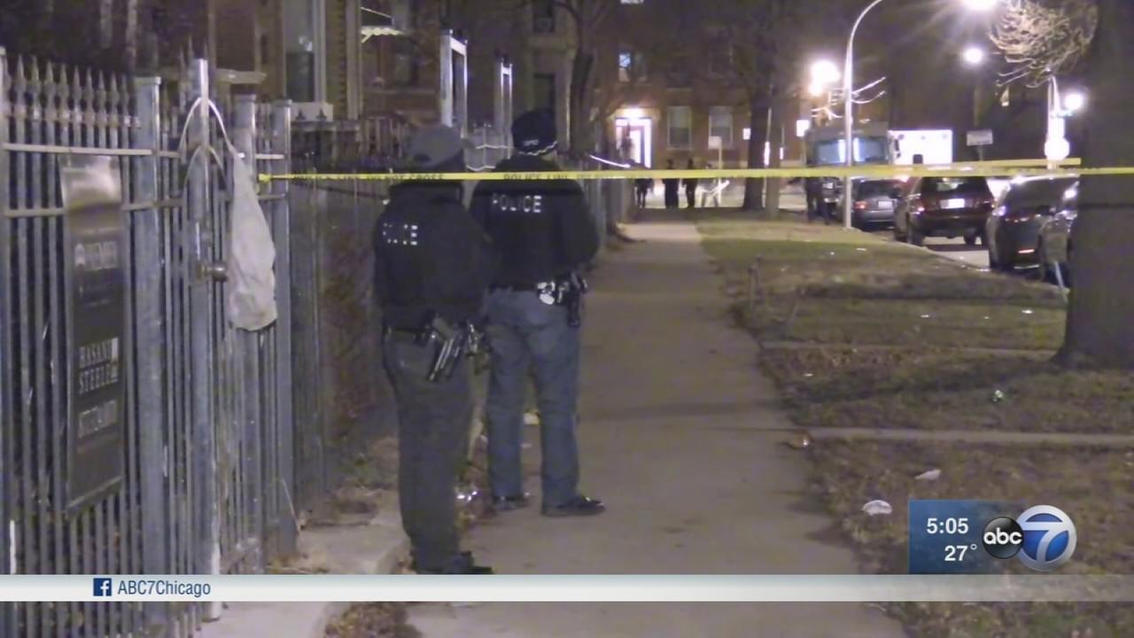 Chicago surpasses 100 homicides this year