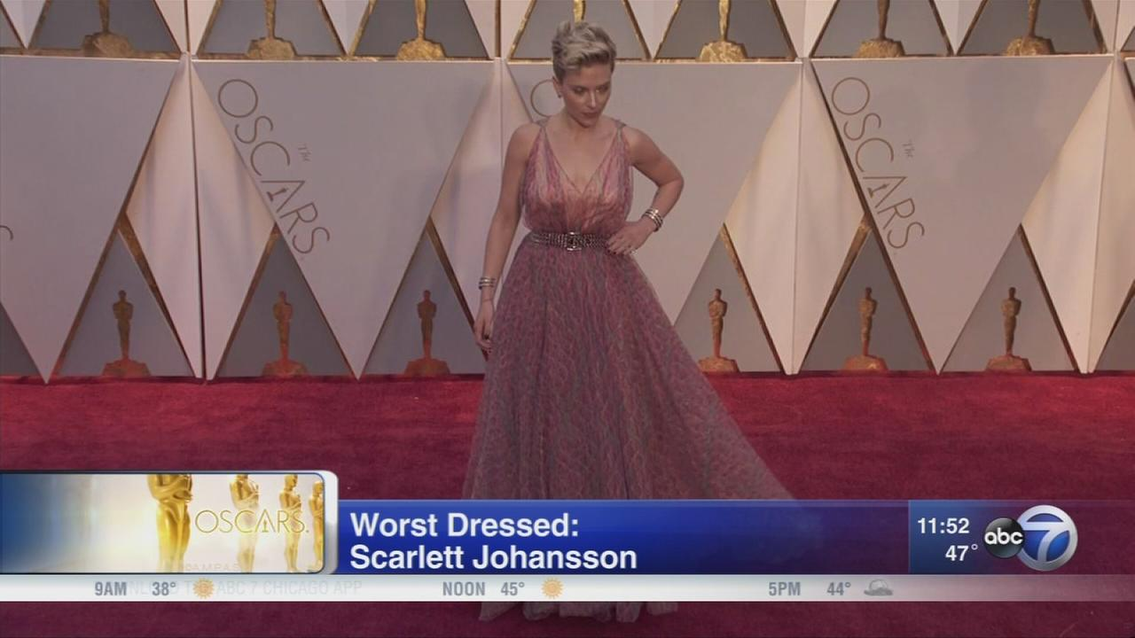 Oscar Fashion