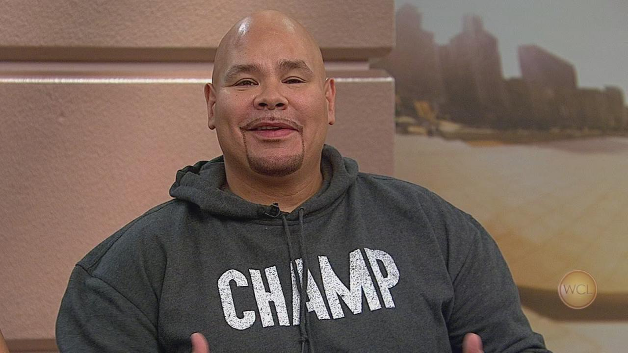 Grammy-nominated Fat Joe co-hosts WCL
