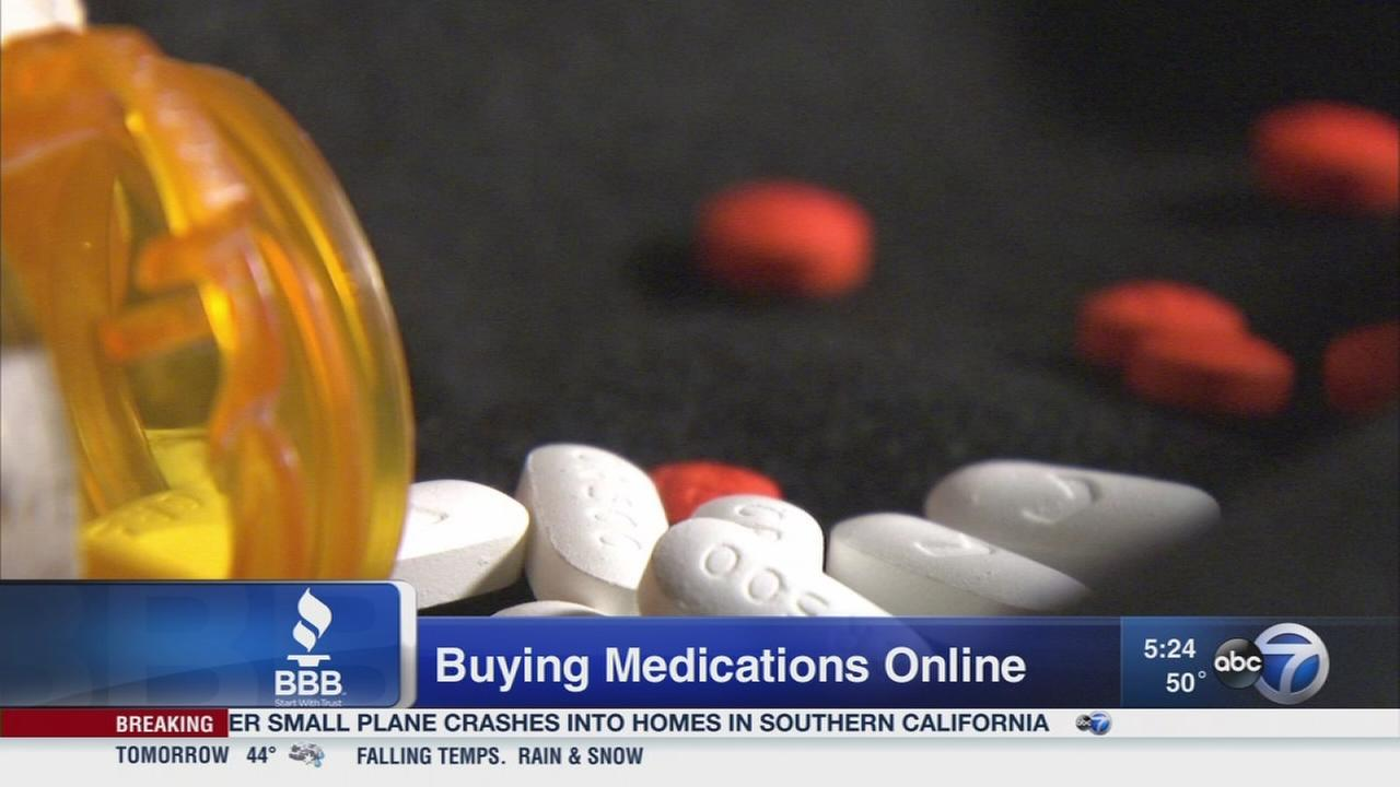 Buying medication online