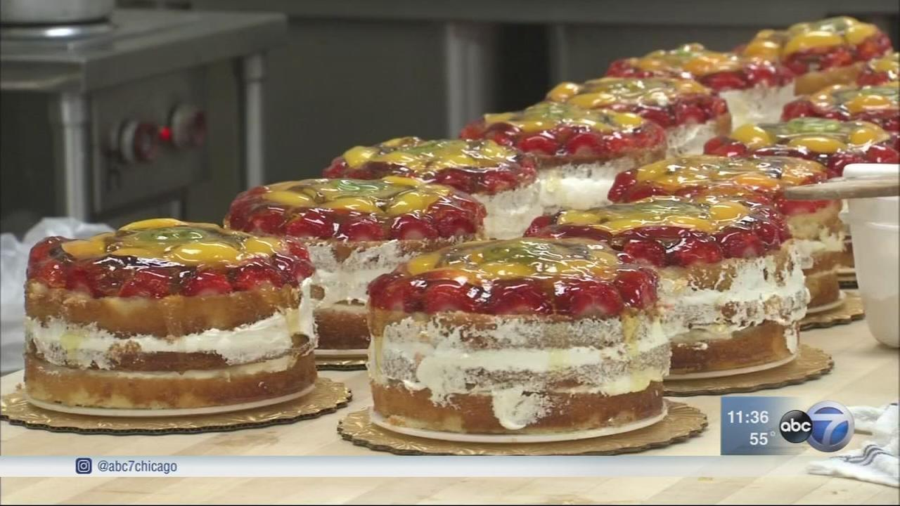 Customers flock to Swedish Bakery