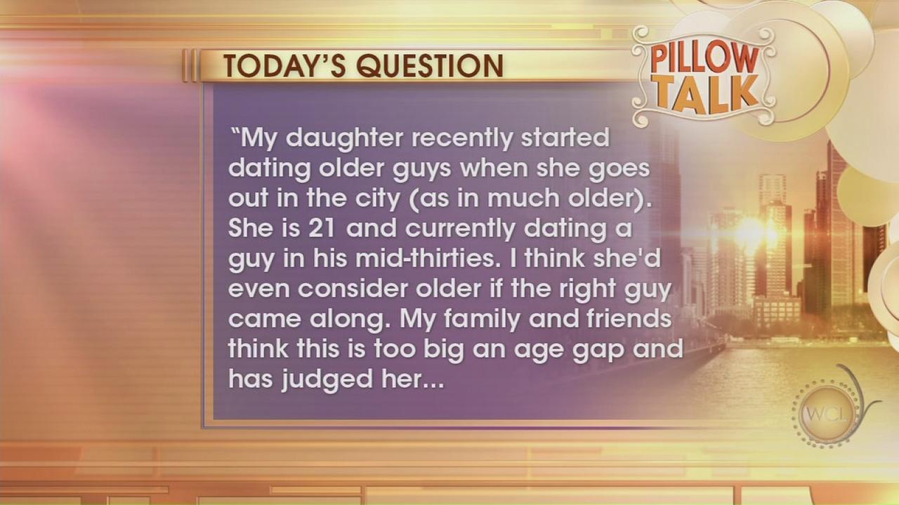 Pillow Talk: Dating older man