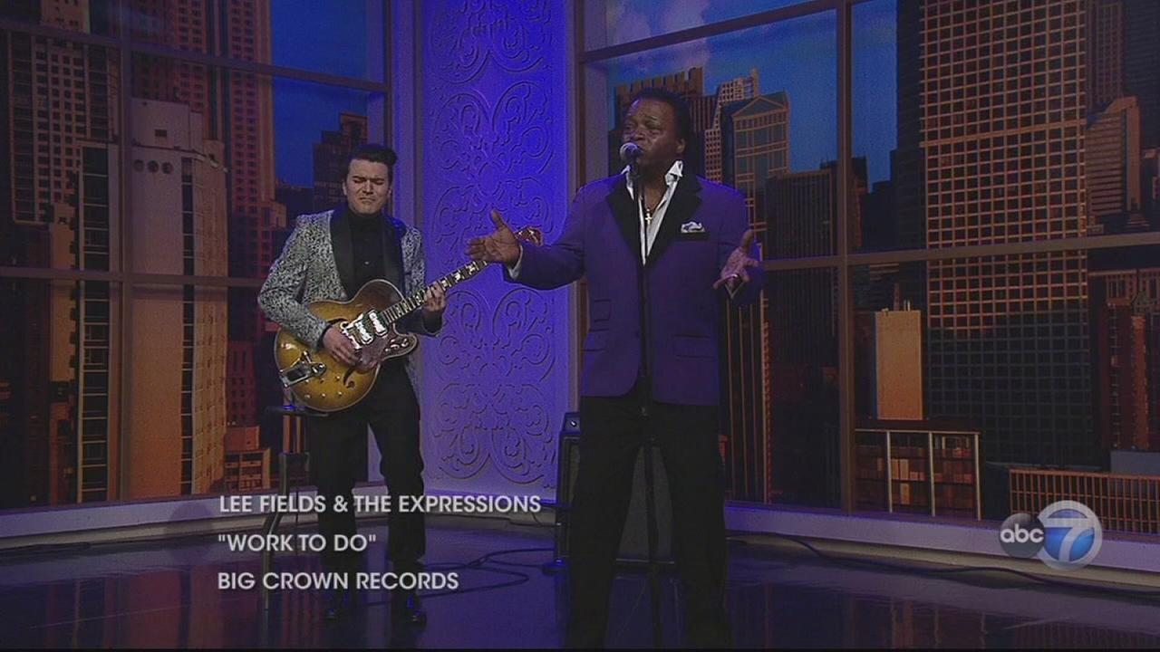 Lee Fields and The Expressions to perform at Thalia Hall