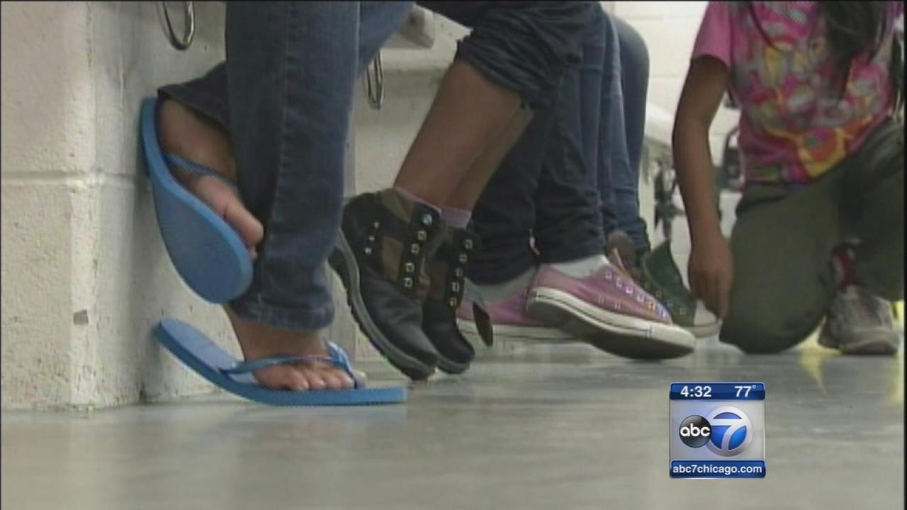 Child immigration crisis reaches Chicago area