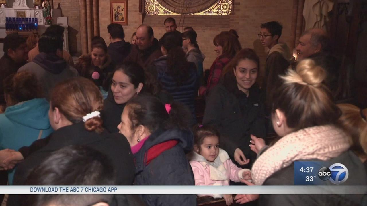 Pilsen parish signs up host families in case undocumented parents deported
