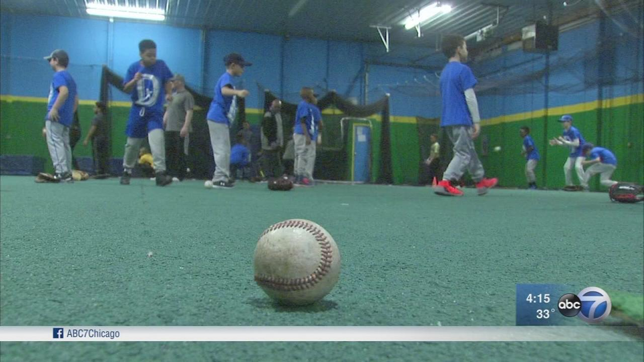 Play ball: Law enforcement and community build bonds on baseball diamond